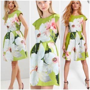 Ted Baker Lynetta Chatsworth in Bloom Dress
